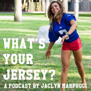 What's Your Jersey? by Jaclyn Marfuggi