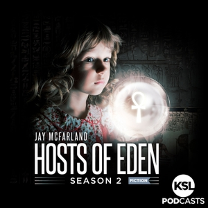 Hosts of Eden by Jay Mcfarland