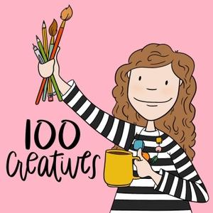 100 Creatives by Sally Harris