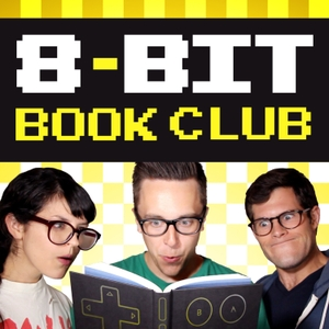 8 Bit Book Club by 8 Bit Book Club