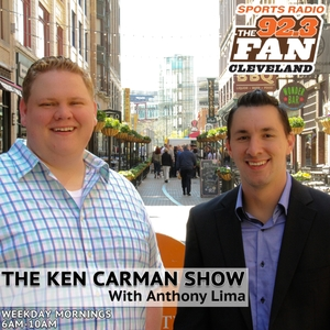 The Ken Carman Show with Anthony Lima by Radio.com