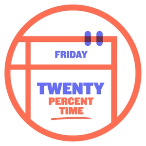 Twenty Percent Time by Tighten Co., Dave Hicking
