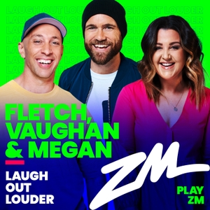 Fletch, Vaughan & Megan on ZM Podcast