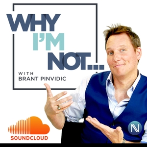Why I'm Not by Brant Pinvidic
