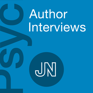 JAMA Psychiatry Author Interviews