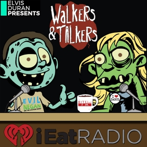 Walkers & Talkers by David Brody, from Elvis Duran and The Morning Show and his co-host Jamie from Lite FM in NYC, break down every episode of  AMC's 'The Walking Dead' , 'Fear The Walking Dead and Preacher