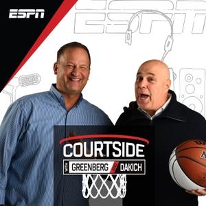 Courtside with Greenberg & Dakich by ESPN, Seth Greenberg, Dan Dakich