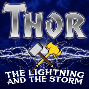 THOR: The Lightning and the Storm by Miles Stokes & Elisabeth Allie