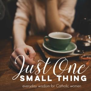 Just One Small Thing: Everyday Wisdom for Catholic Women by Nancy Bandzuch