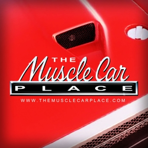 The MuscleCar Place by Robert Kibbe