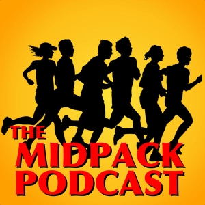The Midpack Podcast - A Running Podcast by Bill Dowis
