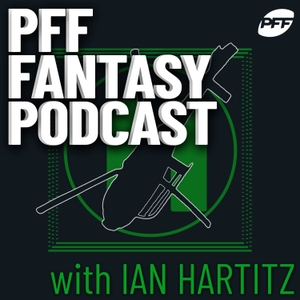 PFF Fantasy Football Podcast with Jeff Ratcliffe by Fantasy Football
