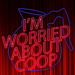 I'M WORRIED ABOUT COOP - A Twin Peaks Podcast by Dan & Autumn