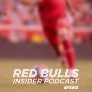 Red Bulls Insider Podcast by MSG Networks