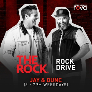 The Rock Drive Catchup Podcast by The Rock