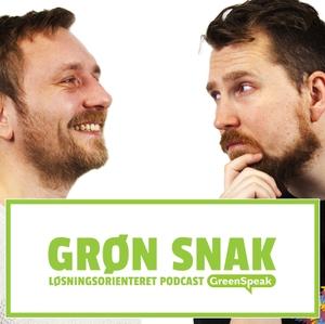 Grøn Snak - Podcast by GreenSpeak - Danmarks velgørende teleselskab