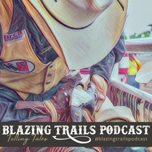 Blazing Trails by Devan Reilly