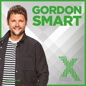 The Radio X Evening Show with Gordon Smart by Radio X