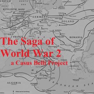 The Saga of World War 2: a Casus Belli Project