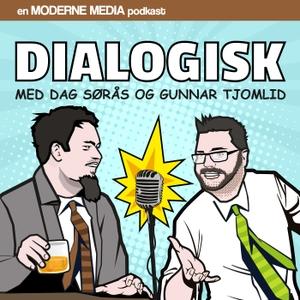 Dialogisk by Moderne Media