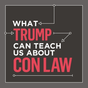 What Trump Can Teach Us About Con Law by Roman Mars