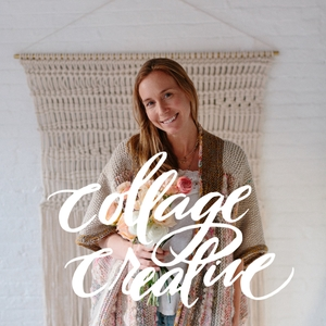 Collage Creative with Amy Small by Amy Small: Designer, Knitter, Business Owner and Mom