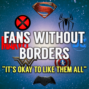 Fans Without Borders by Fans Without Borders (DC, Marvel, Comics)