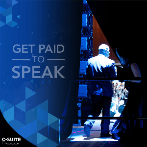 Get Paid To Speak by TEDx Speaker Corey Poirier