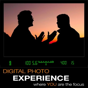The Digital Photo Experience by Rick Sammon and Juan Pons
