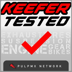 Rocky Mountain ATV/MC Keefer Tested by Kris Keefer
