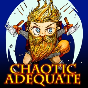 Chaotic Adequate by Gregory Akerman and the cast