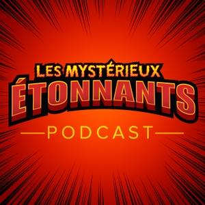 Les Mystérieux étonnants by Les Mystérieux étonnants