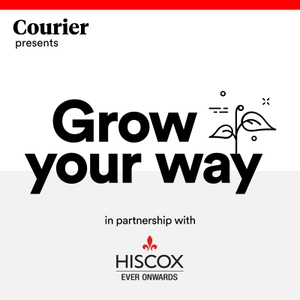Grow Your Way by Courier