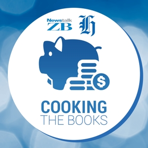 Cooking the Books with Frances Cook by Newstalk ZB and NZ Herald