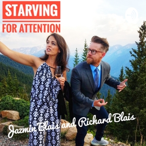 Starving for Attention with Richard and Jazmin Blais by Richard Blais