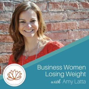 Business Women Losing Weight by Amy Latta