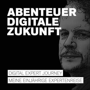 Abenteuer digitale Zukunft by Marcus Klug – Coach für Experten. Die Mission im Podcast: Online über sich hinauswachsen. Die Welt mehr aus der Sicht des Kunden verstehen, um digitale Produkte und Dienstleistungen zu entwickeln, die echte Probleme lösen!