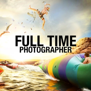 Full Time Photographer with Josh Rossi by Get into the minds of pro photographers and discover how to make a living with photography