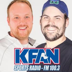 Saturdays With Sauce & Aj by KFAN FM 100.3 (KFXN-FM)