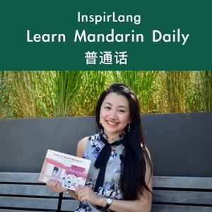 Learn Mandarin Daily by InspirLang