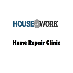 House At Work Home Repair Clinic by Jim Salmon and Peter Schick