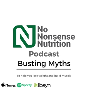 No Nonsense Nutrition's podcast by No Nonsense Nutrition