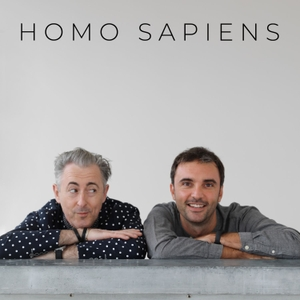 Homo Sapiens by Alan Cumming and Christopher Sweeney