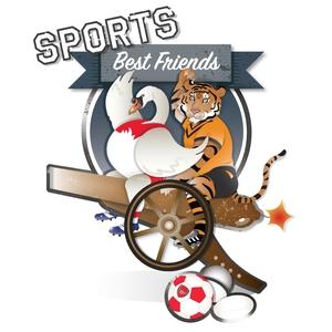 Sports Best Friends: Stories by SportsBFs