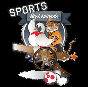 Sports Best Friends by Sports Best Friends