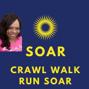 Time To Soar Podcast by Beverley J. Miller