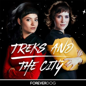 Treks and the City with Alice Wetterlund and Veronica Osorio by Forever Dog