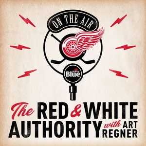 The Red and White Authority by Detroit Red Wings
