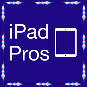 iPad Pros by Tim Chaten
