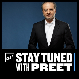Stay Tuned with Preet by Cafe